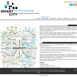 PRESENTATION - Smart City EU