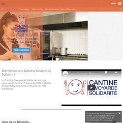 Cantine Savoyarde Solidarité