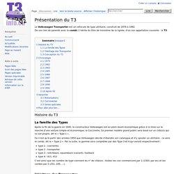 Présentation du T3 - t3info.eu