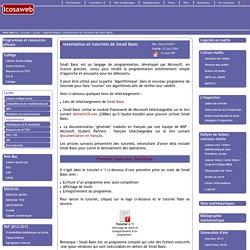 Icosaweb - Présentation et tutoriels de Small Basic