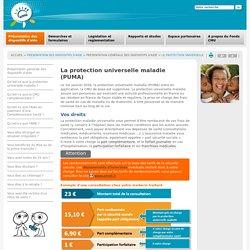 Presentation de la protection maladie universelle