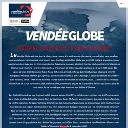 Présentation - Vendée Globe