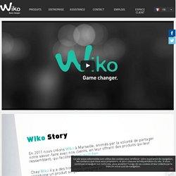 Présentation Wiko Mobile