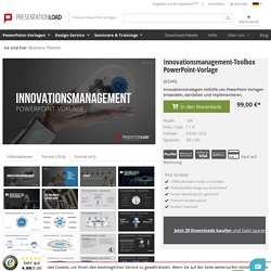 Innovationsmanagement-Toolbox