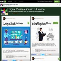 Digital Presentations in Education