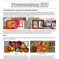Presentations ETC Homepage