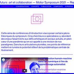 Présentations - Molior Symposium 2021