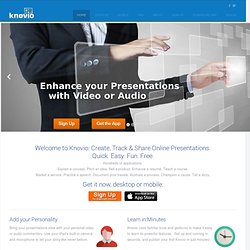 Online Video Presentations Made Easy | PowerPoint + Webcam