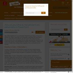Le blog de l'efficacité professionnelleLe blog de l'efficacité professionnelle
