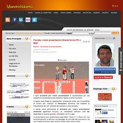 Focusky: creare presentazioni dinamiche con PC e MAC