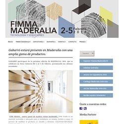 Gabarró estará presente en Maderalia con una amplia gama de productos. - Fimma - Maderalia