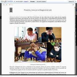 El Alfil Inquieto: Presente y futuro en el Magistral de León