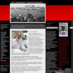 Cuba présente en Inde un médicament contre le cancer à base de venin de scorpion bleu