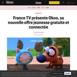 France TV présente Okoo, sa nouvelle offre jeunesse gratuite et connectée - Enfants