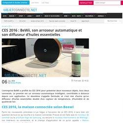 CES : BeWii présente Zenitude et son arroseur automatique