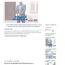 Le vide poches : le blog du planning stratégique 2.0 de PSST (op