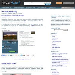 How to use Screen Capture Software and PowerPoint « PresenterMedia Blog