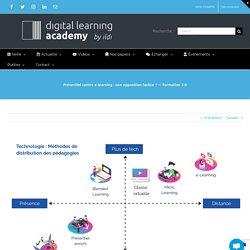 Présentiel contre e-learning : une opposition factice ? —Formation 3.0