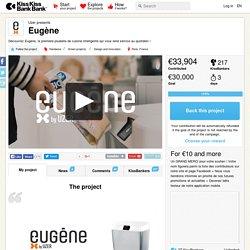 Uzer presents Eugène — KissKissBankBank