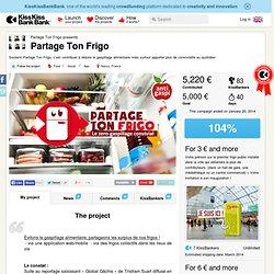 Partage Ton Frigo présente Partage Ton Frigo