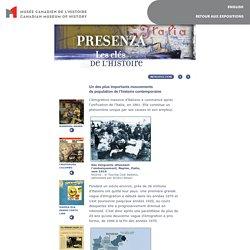 Presenza : L'héritage italo-canadien - Mouvements de population