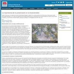 La importancia de la preservación en la biodiversidad