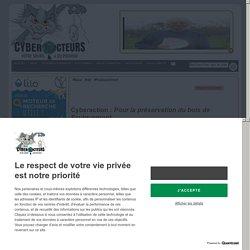 Pour la préservation du bois de Faulquemont cyberaction