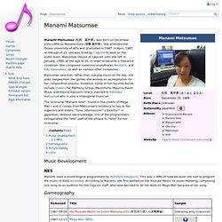 Manami Matsumae