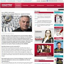 Jean-Guy Le Floch, président d'Armor-Lux : expatrié de l'intérieur