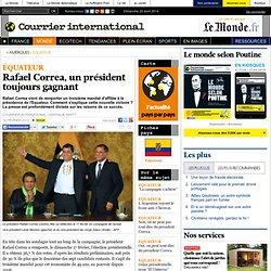 Rafael Correa, un président toujours gagnant
