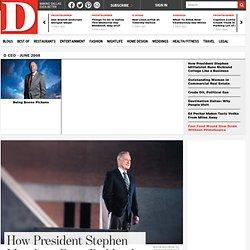 How President Stephen Mittelstet Runs Richland College Like a Business