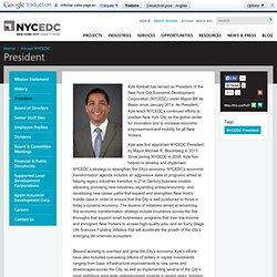 NYCEDC Seth W. Pinsky