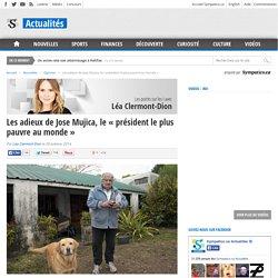 Les adieux de Jose Mujica le «président le plus pauvre au monde»