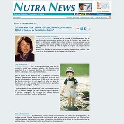Entretien avec le Dr Corinne Skorupka, médecin, praticien du DAN et présidente de l'association Ariane*