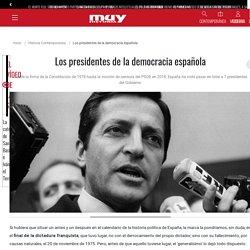PRESIDENTES EN DEMOCRACIA