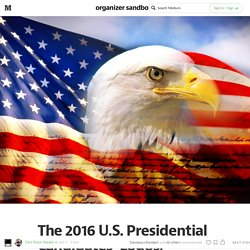 The 2016 U.S. Presidential Candidates' Logos, Ranked. — organizer sandbox