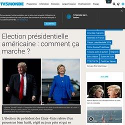 Election présidentielle américaine : comment ça marche ?