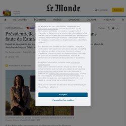 Présidentielle américaine: la campagne sans faute de Kamala Harris