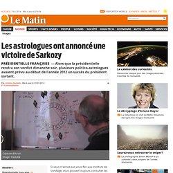 Présidentielle française: Les astrologues ont annoncé une victoire de Sarkozy - Monde