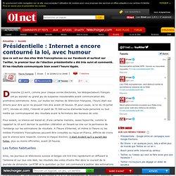 Présidentielle, Internet a encore contourné la loi, avec humour