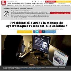 Présidentielle 2017: la menace de cyberattaques russes est-elle crédible? - Sud Ouest.fr