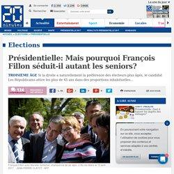 Présidentielle: Mais pourquoi François Fillon séduit-il autant les seniors?