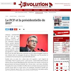 Le PCF et la présidentielle de 2017 - Révolution : Tendence marxiste internationale