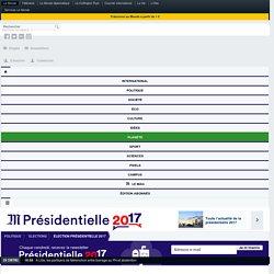 Les résultats du premier tour de la présidentielle 2017 vus par la presse internationale