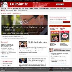 Présidentielle 2012 – L'élection du président français – Le Point