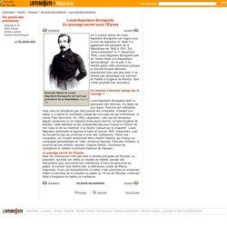 Louis-Napoléon Bonaparte : présidents de la République, leur vie privée