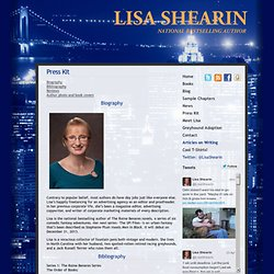 Lisa Shearin Social Group Press Kit