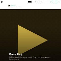 Press Play — Press Play