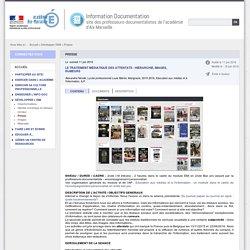 Le traitement médiatique des attentats : hiérarchie, images, rumeurs...