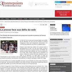 La presse face aux défis du web